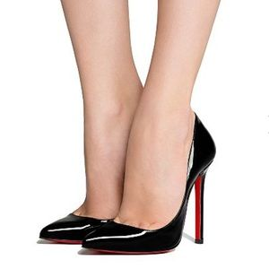 Patent Leather Christian Louboutin Pumps So Kate